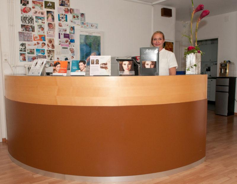 Praxis Anmeldung Dr. Andrej Drakul
